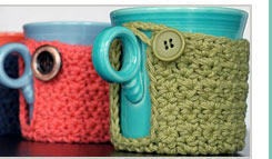 Mug Coaster Cozy