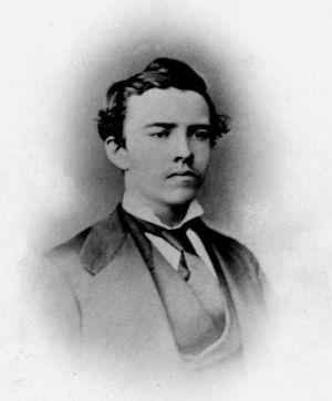 Edward Thomas Evans