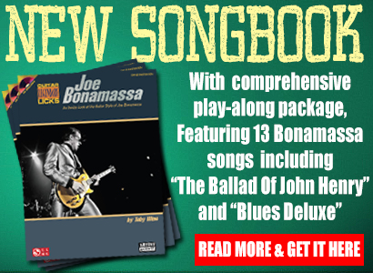 Joe's New Songbook. Click here to get it